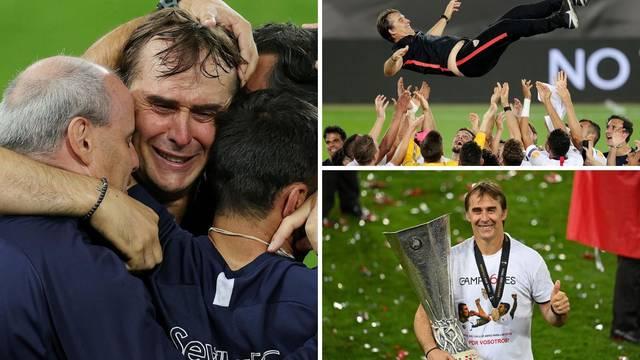 Španjolci su ga potjerali dan uoči SP-a zbog Reala, a sad je u suzama dočekao uspjeh karijere