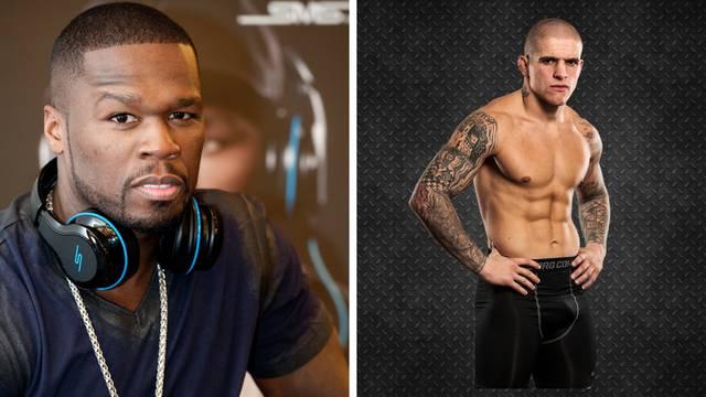 50 Cent razočaran: Neće moći gledati 'Psihopata' Vasu uživo