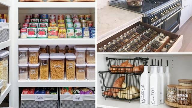 Top 20 ideja kako organizirati kuhinju da se lakše snalazite