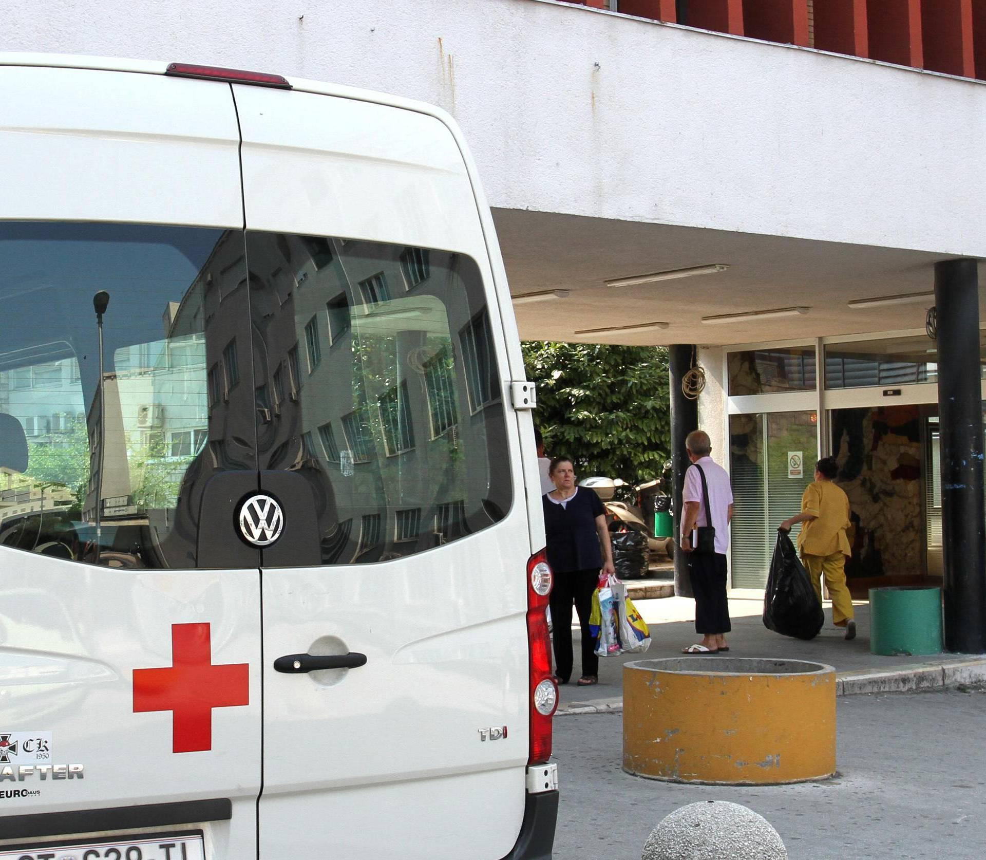 'Raste potreba za sanitetskim prijevozom, prijeti nam kolaps'