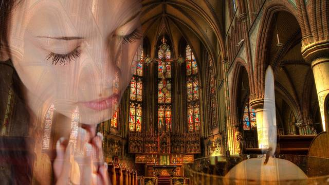 Novi trend: 'Dođite, kampirajte u našoj srednjovjekovnoj crkvi'