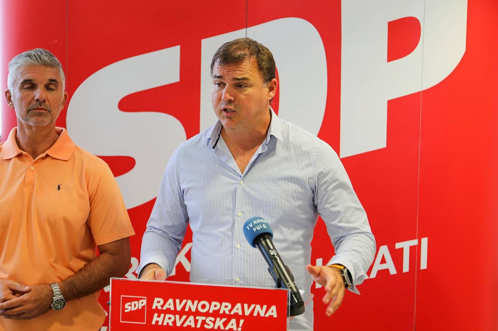 Pula: Pulski SDP govorio o zaštiti okoliša i zbrinjavanju otpada