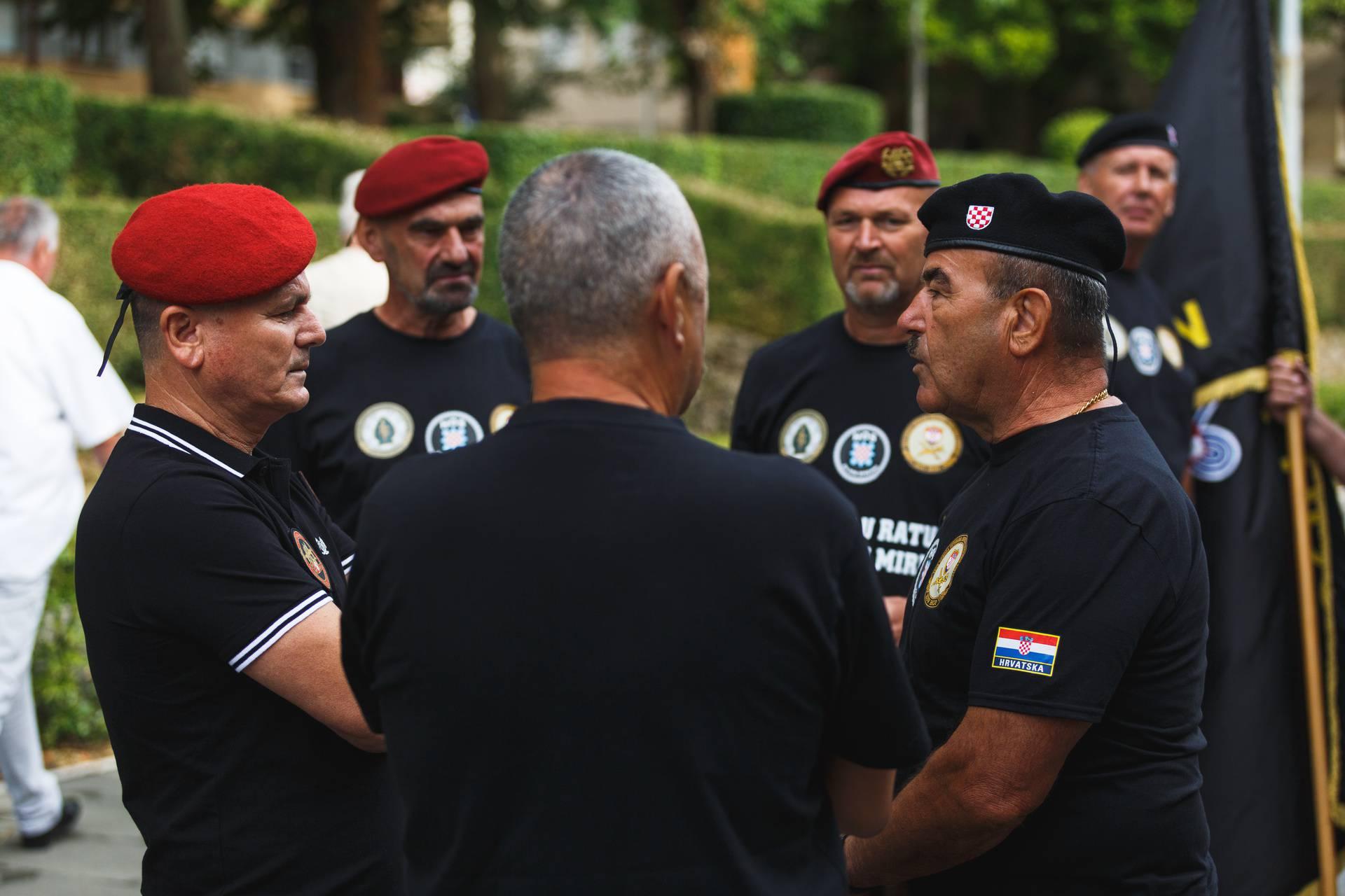 Knin: Marko Skejo na 25. obljetnici VRO Oluja