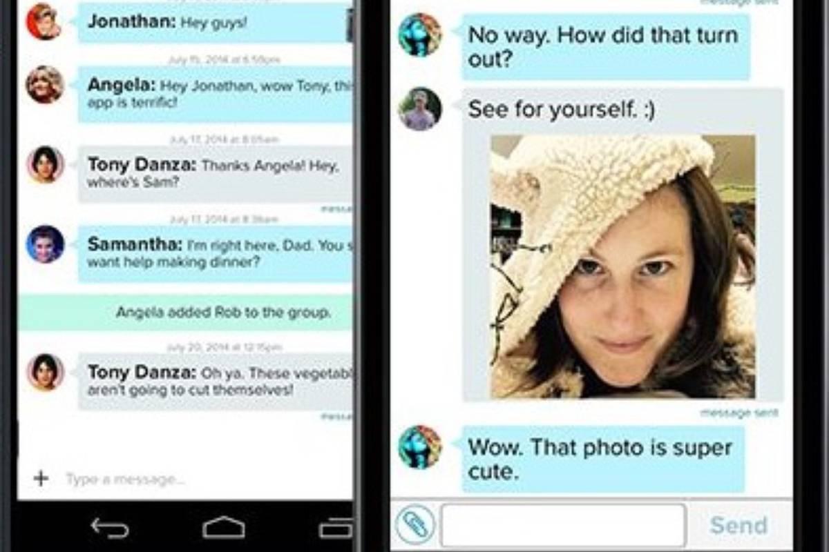 Chat za dopisivanje preko mobitela