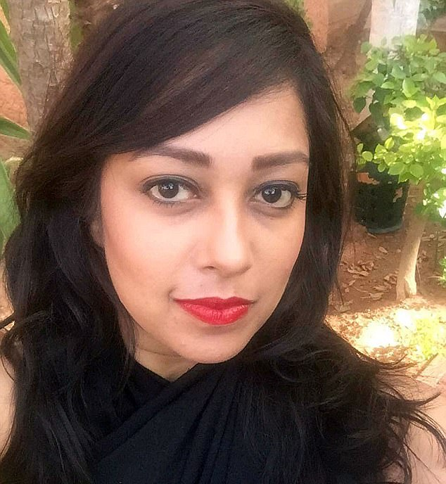 Amena Nazam-Khan