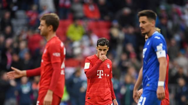 Bundesliga - Bayern Munich v TSG 1899 Hoffenheim
