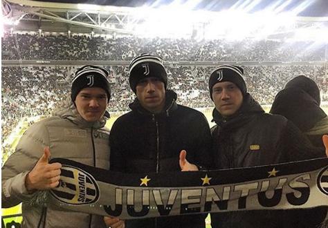 Dok se njegov Dinamo tukao za ostanak, on je navijao za Juve