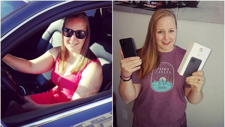 Srećko ne štedi na ženi: Nakon auta, Antoniji je kupio mobitel