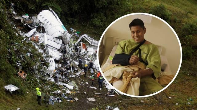 Preživjeli u padu aviona Chapea opet je izbjegao smrt! Bus pao u provaliju duboku 150 metara