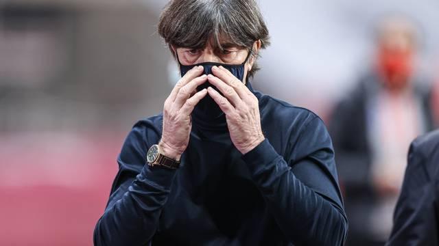 GES / Soccer / Spain - Germany, 11/17/2020