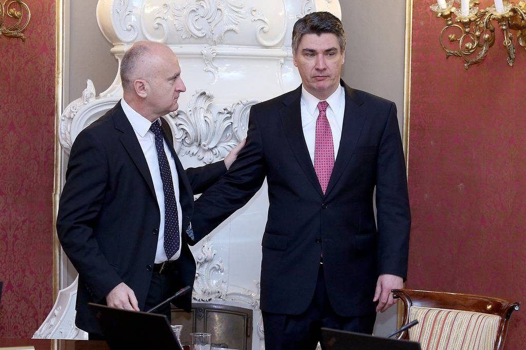 Glogoški se nadao Milanoviću, premijer poručio da neće doći
