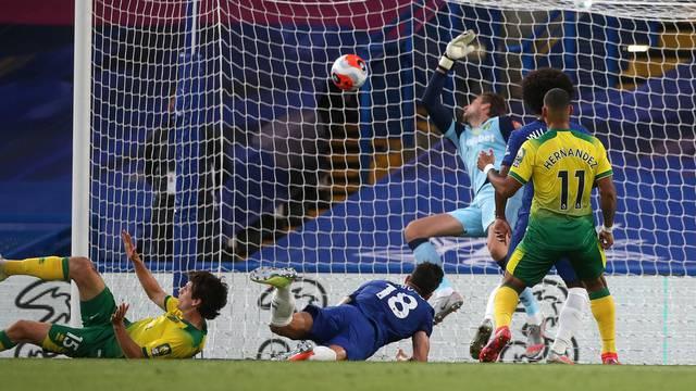 ENG, Premier League, FC Chelsea vs Norwich City FC