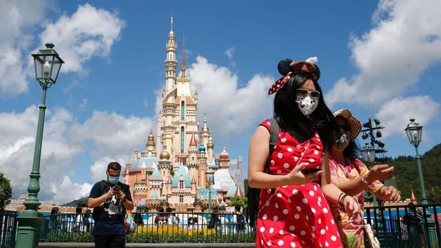 Disneyland želi otvoriti svoja vrata za goste do kraja travnja