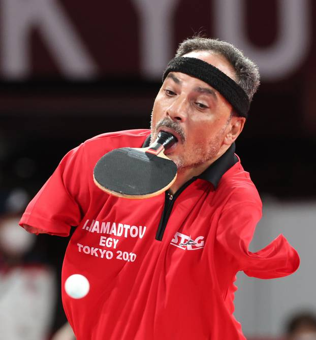 Tokyo 2020 Paralympic Games - Table Tennis