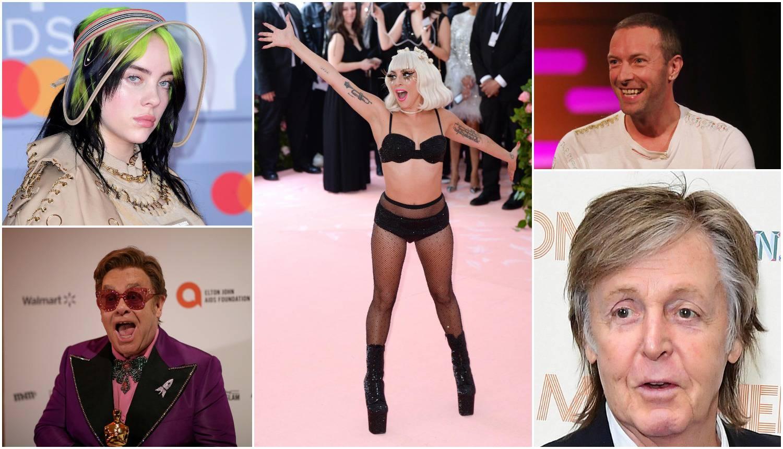 Lady GaGa i zvijezde pripremili najveći virtualni koncert ikad