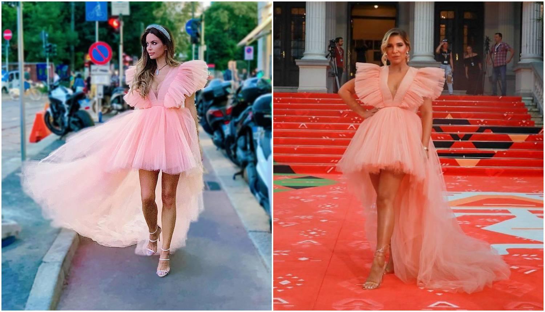 Pišek kaska za Leylom: Nosile su istu haljinu od 4.300 kuna