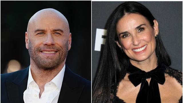 John Travolta i Demi Moore su novi holivudski par? Otkrila ih konobarica, spojio Bruce Willis