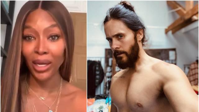 Naomi Campbell i Jared Leto se priključili trendu: Pozirali goli