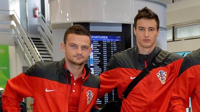 Cro Brugge: Matej Mitrović se pridružio Tomečaku i I. Leki...