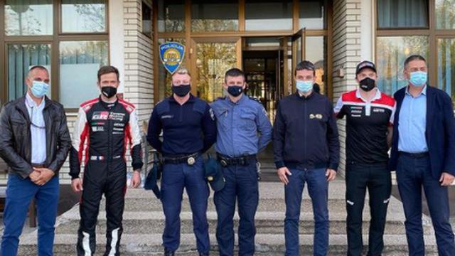 Ogier otkrio: Policajci nisu znali engleski, mi smo odmah stali