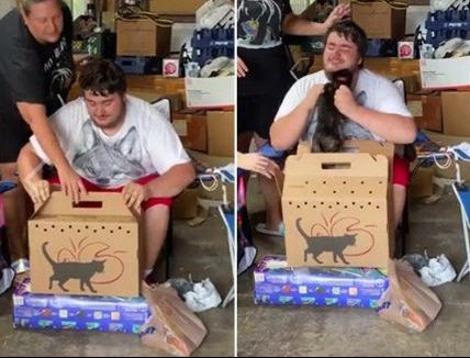 Dječak s autizmom izgubio je najbolju prijateljicu pa je za 18. rođendan dobio najljepši dar