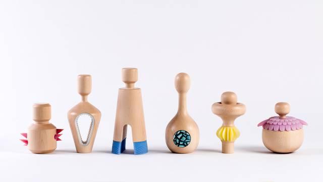 Alma lutke: Igračke uz koje će djeca lakše prevladati traume