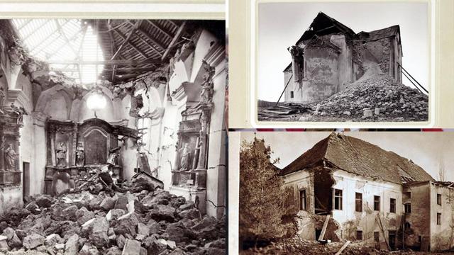 Svaka zgrada bila je oštećena: 'Zidovi pokrili ulice ruševinama'