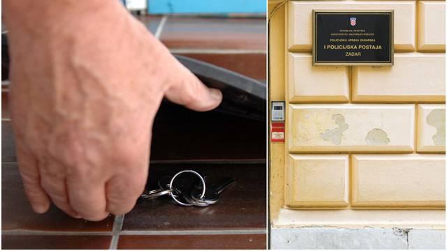 Serijski provalnik operirao po ulicama Zadra: U 11 provala napravio štetu od 28.000 kuna!