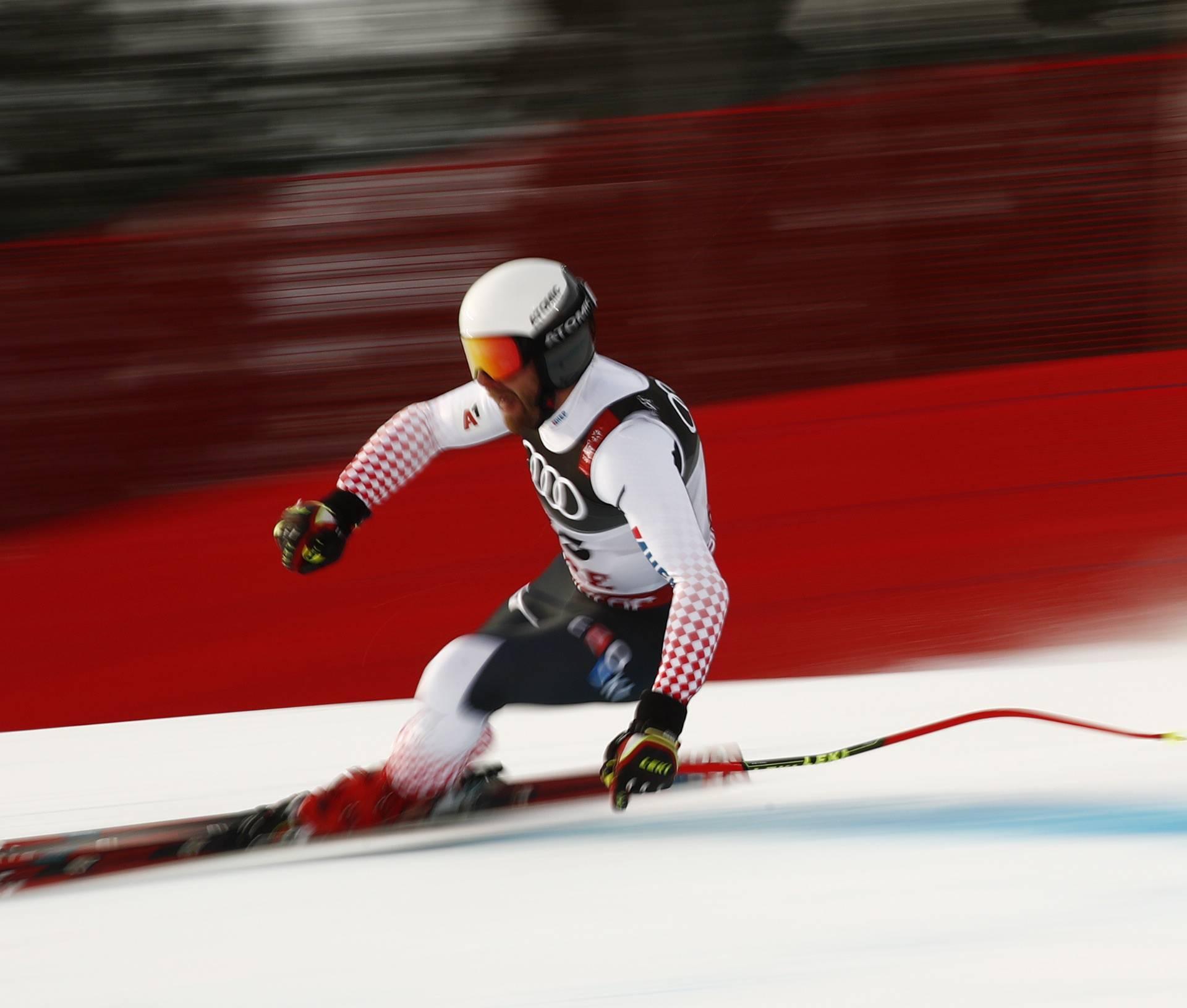 Alpine Skiing - FIS Alpine World Ski Championships - Men's Super G