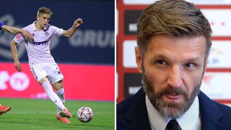Hajdukov biser u mladoj 'repki': Bišćan zvao Biuka za Euro U-21!