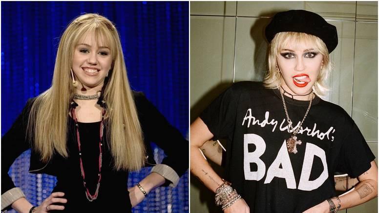Miley Cyrus o ulozi koja ju je proslavila: 'Bile smo ista osoba, između nas nije bilo razlike'