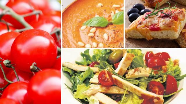 Ideje za lagani ljetni ručak: Tri vrlo ukusne delicije s rajčicama