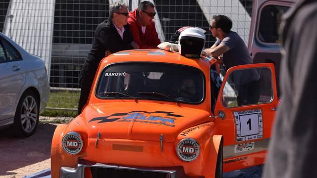Zadar: Automobilistička utrka privukla veliki broj natjecatelja i posjetitelja