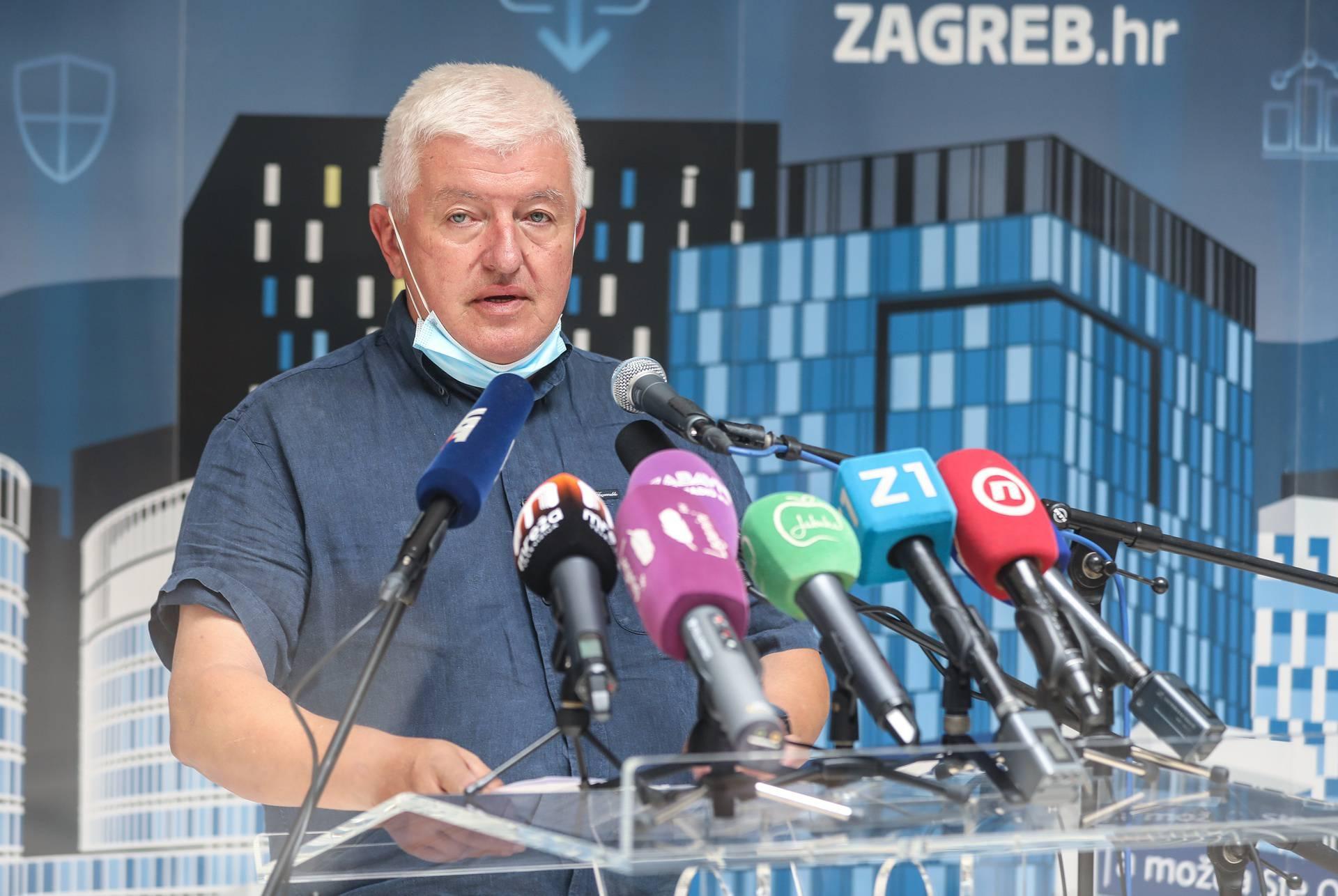Nove mjere za Grad Zagreb: Maske na otvorenom, pojačana kontrola na okupljanjima