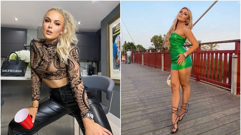 Mlada pjevačica želi zabraniti ulazak u klubove starijima od 40: 'Ne želim tamo sresti tatu'