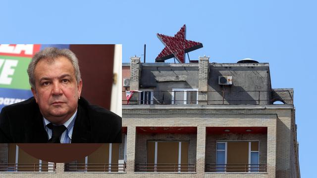Razbili prozore Obersnelovom zamjeniku Nikoli Ivanišu zbog 'Spomenika crvenoj Rijeci'