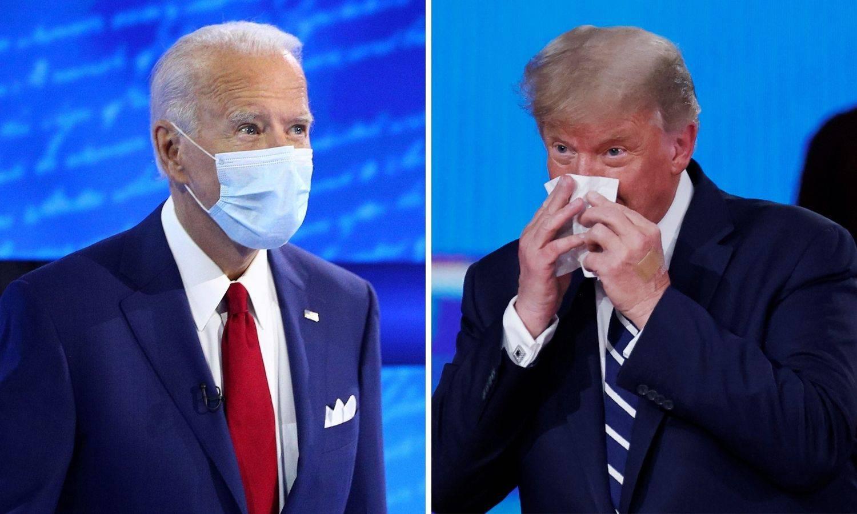 Njima ni ne treba debata: Biden sipao napade zbog korone, a Trump se svađao s voditeljem