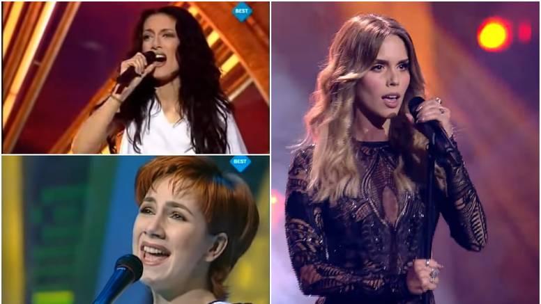 Pogledajte najbolje i najgore rezultate Hrvatske na Euroviziji