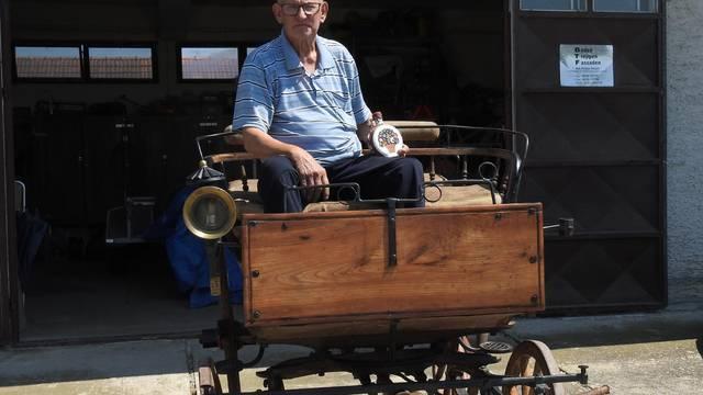 Franjo restaurirao kočiju staru 106 godina: Ne bih je mijenjao čak ni za novi Mercedes