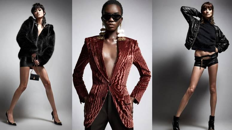 Rokerice koje vole glamurozne kombinacije odijeva Tom Ford