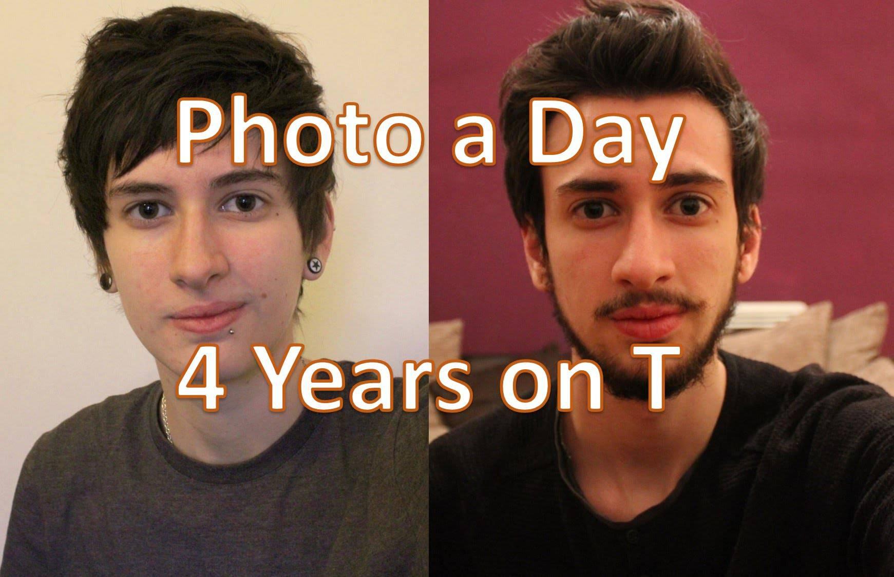 Put do novog spola: 4 godine snimao selfije i spojio u video