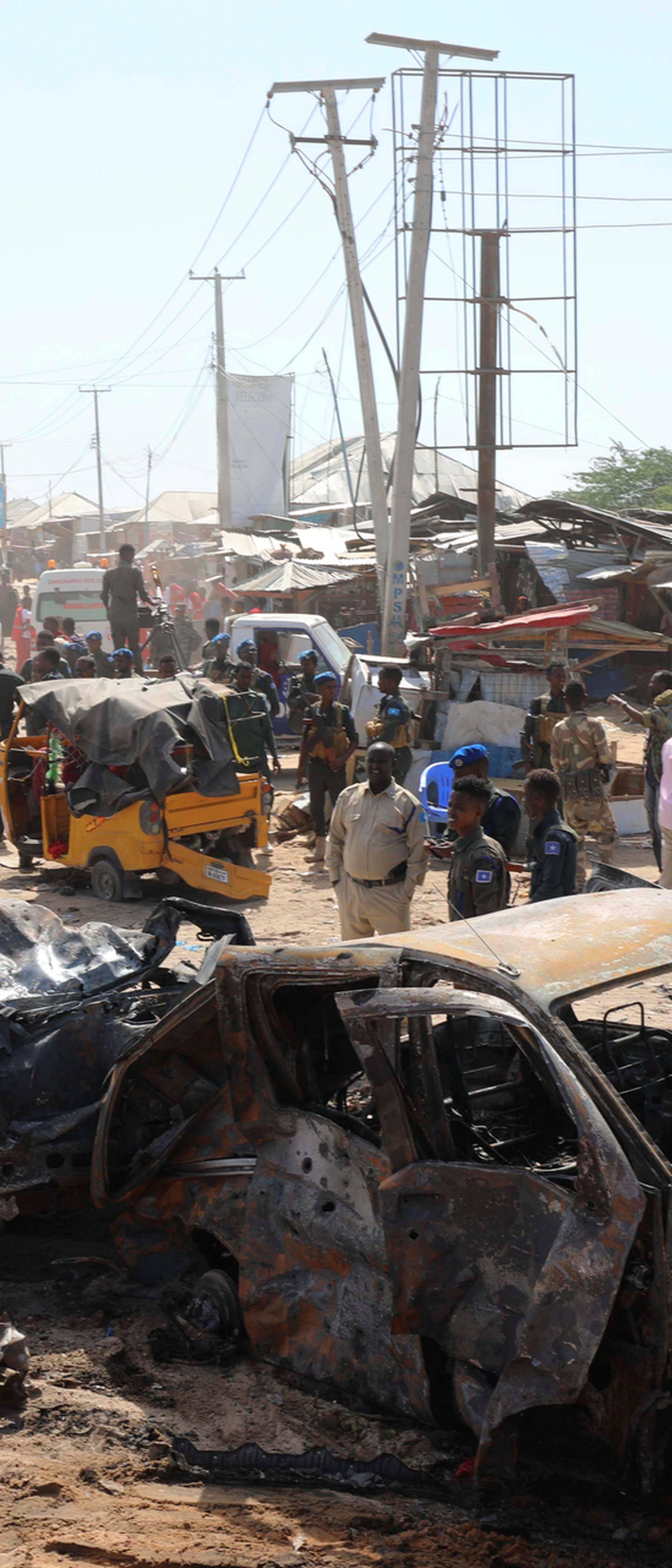 U Somaliji je u terorističkom napadu umrlo više od 70 ljudi