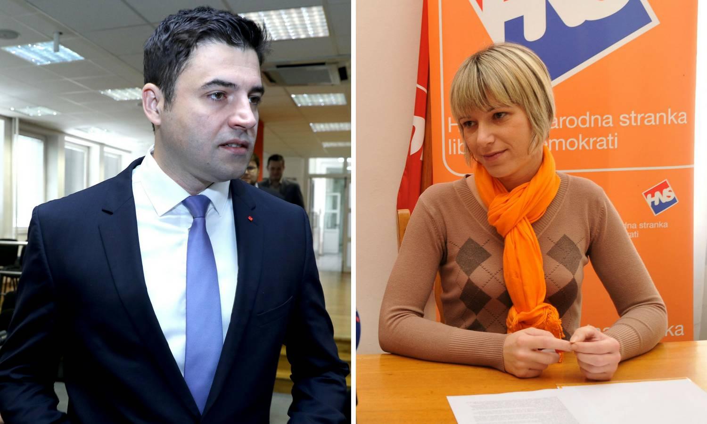 Kazneno prijavila Bernardića, SDP ju sada izbacio iz stranke