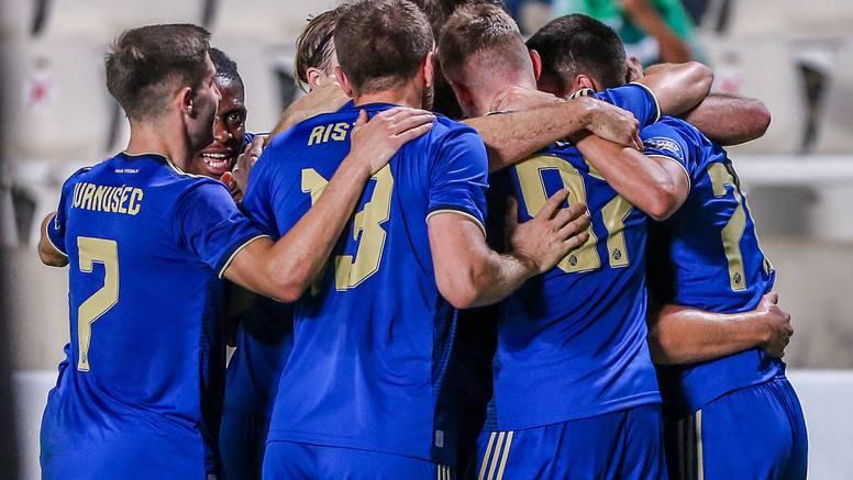 Dinamo slavio u Nikoziji: Modri su osigurali europsku jesen...