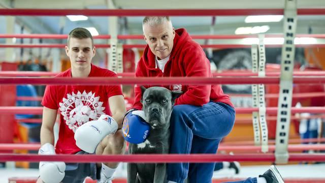 Pijetrajevi - boksačka familija: Želim da Erik postane šampion