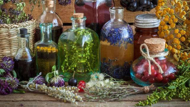 20 ljekovitih recepata: Kupka od bršljana kod gljivica na koži