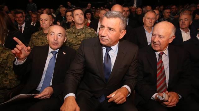 "Split: Središnja svečanost 25. obljetnice operacije ""Zima-94"""