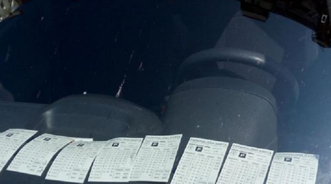 Parking u Zadru: Za svaki sat parkiranja dobijete novi papirić