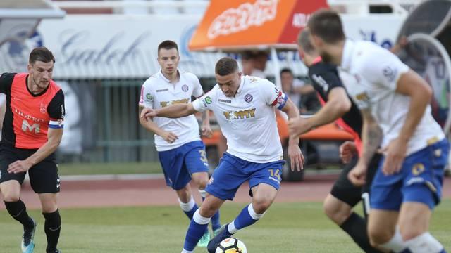Hajduk prodao dokapetana par sati uoči europske utakmice?!
