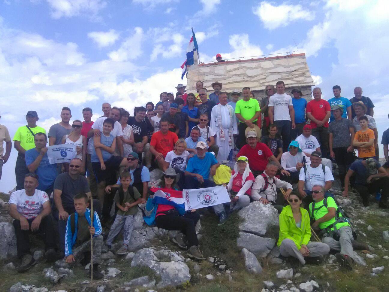 Za blagdan Sv. Ilije: Više od 100 hodočasnika na Biokovu